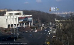 11:30 Screenshots of online TV situations in Kiev on February 20
