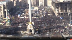 16:31 Screenshots of online TV situations in Kiev on February 20