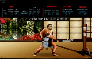 Online Game Mortal Kombat in Ukrainian