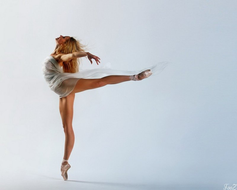 otography that dancers are unmatched as angels