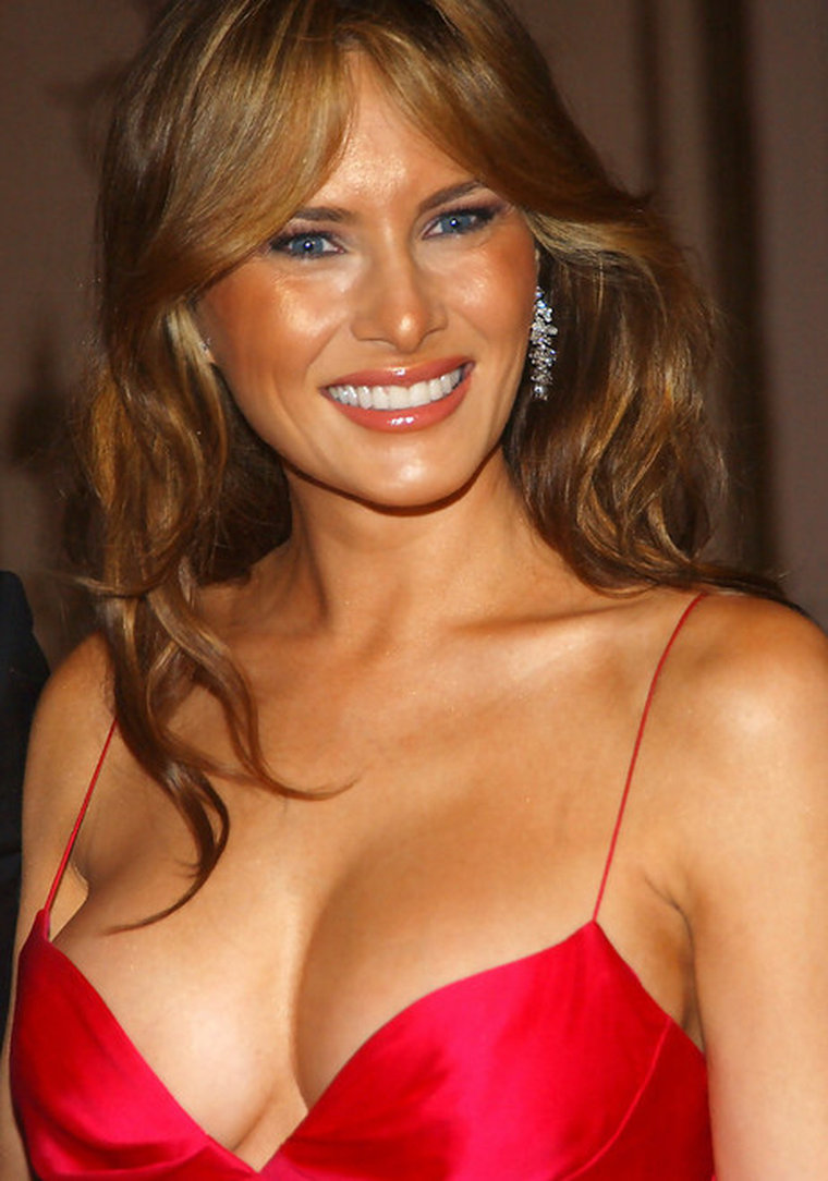 Sexiest photos of Donald Trump's wife and daughters