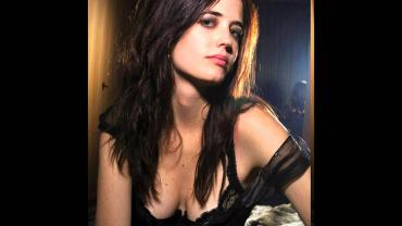 The actress of theater, film and television, model Eva Green (Eva Green)