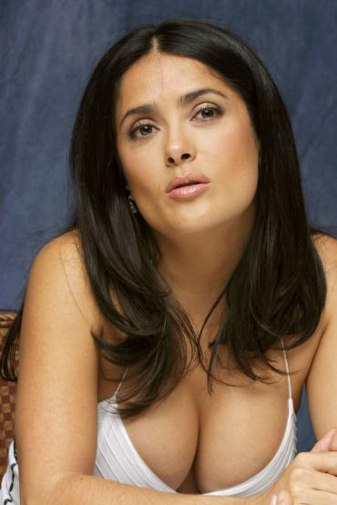 Actress, Singer, Film Director, Film Producer Salma Valgarma Hayek Jimenez-Pinault