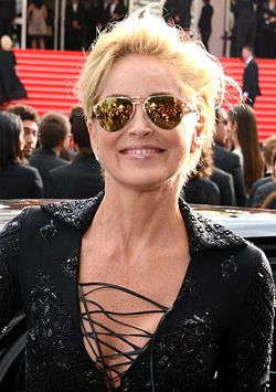 Sharon Stone in 2014