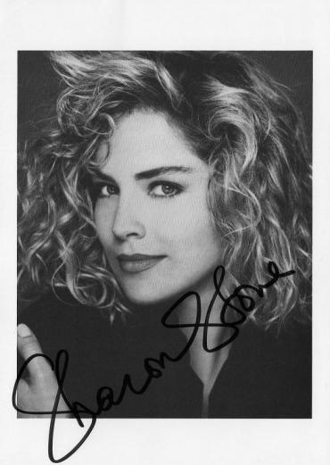 Actress, Producer Sharon Vonne Stone (Sharon Vonne Stone)