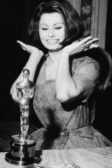 Actress, Singer, Gorgeous Sophia Loren