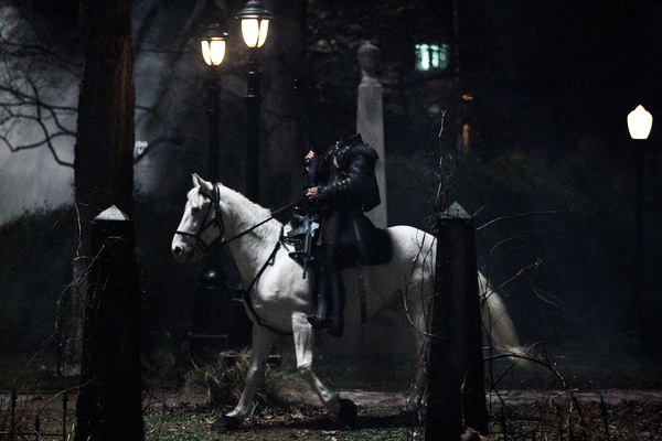 "Shot from the series ""Sleepy Hollow"""