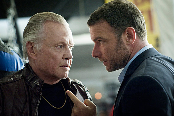 "A shot from the series ""Ray Donovan"""