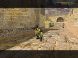 Screenshots of Counter-Strike 1.6