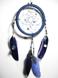 How to make an amulet dream catcher, do it yourself