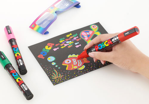 3D markers