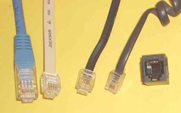 Routing for RJ-45 connectors (How to make a patchcord)