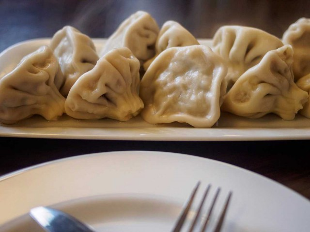 Georgian Khinkali - Dumplings from around the world
