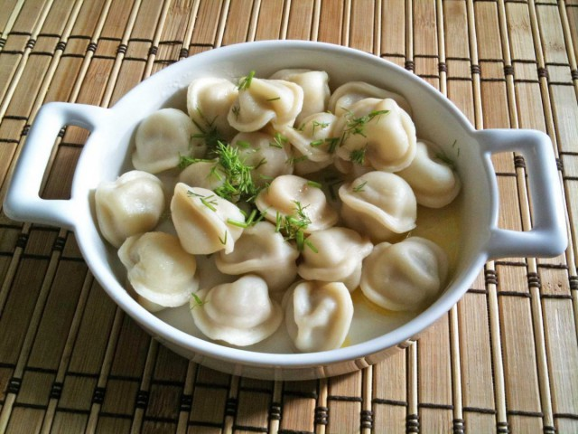 Russian Dumplings - Dumplings from around the world