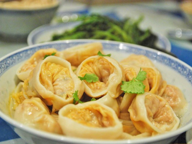 Korean Kimchi - Dumplings from around the world