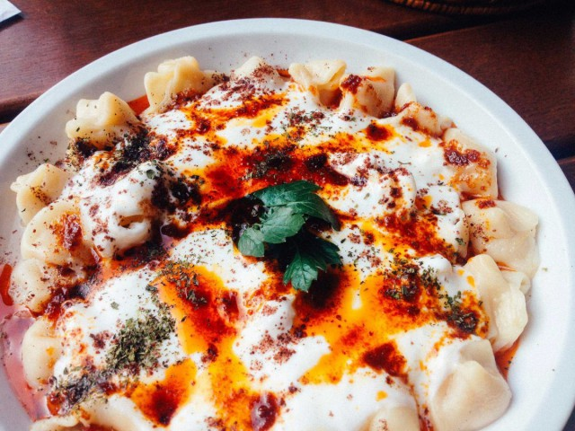 Turkish Manti - Dumplings from around the world