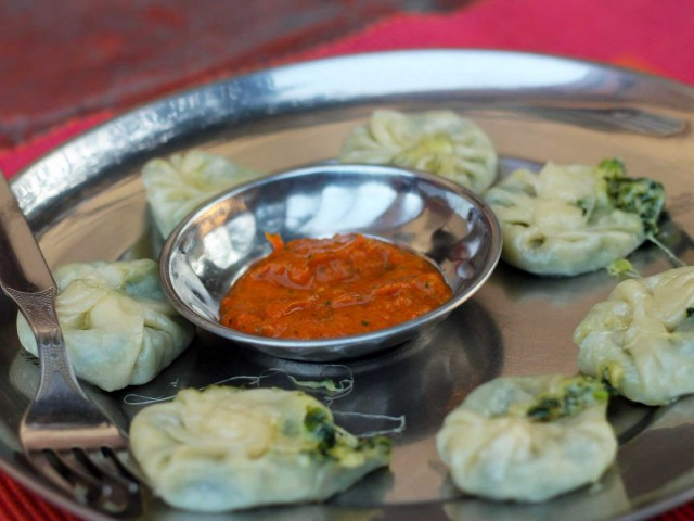 Nepalese Momo - Dumplings from around the world