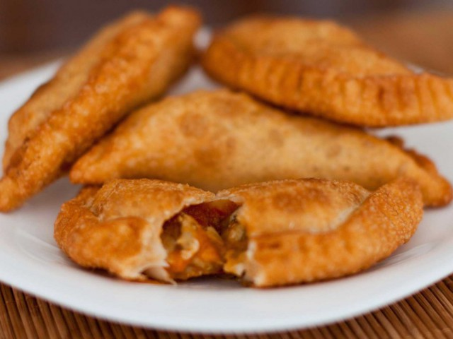 Spanish Empanada - Dumplings from around the world